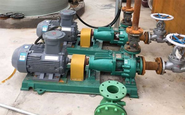 Jiangnan a number of stainless steel magnetic pump sent to S