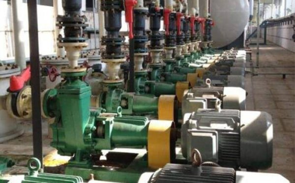 Jiangnan fluoride alloy centrifugal pump exported to Indones