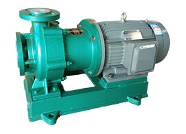 CMB wear resistant fluoroplastic magnetic pump