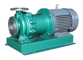 CQ stainless steel magnetic pump