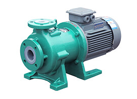 CQB small fluoroplastic magnetic pump