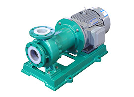 CQB heavy duty fluoroplastic magnetic pump