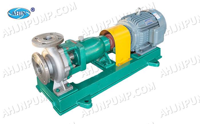 IH stainless steel centrifugal pump
