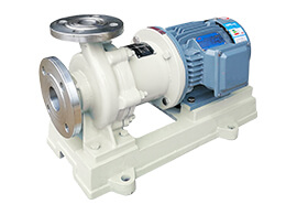 JMC stainless steel magnetic pump