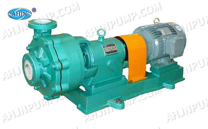 UHB-ZK corrosion and wear resistant pump